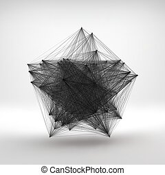 anschluss, structure.