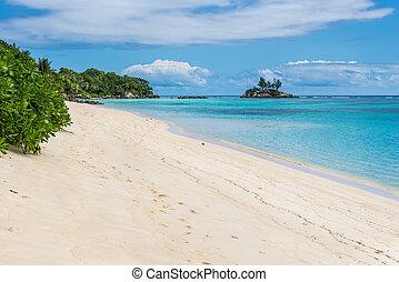anse, royale, praia, ilha mahe, seychelles