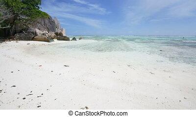 Anse Source D'Argent Beach, Seychelles - Perfect beach Anse...