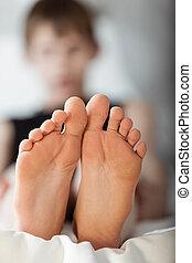 Füße und Sohlen Bilder