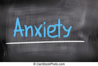 ansiedad, concepto