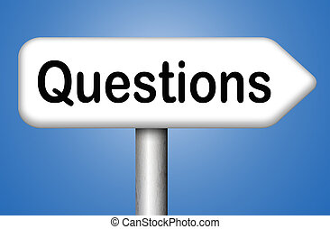 questions - answer questions and find solution to problems
