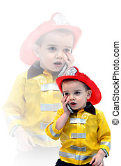 Answering emergency call