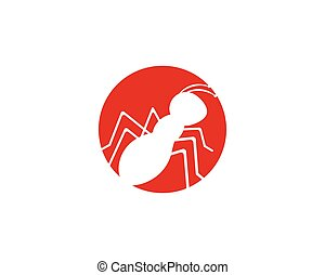 Ant Logo template