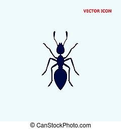 ant vector icon