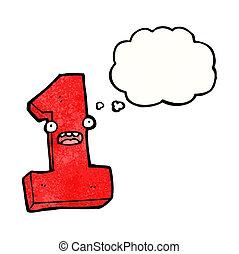 antal, cartoon, æn