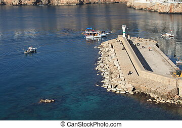 Antalya 583 - City and Coastline of Antalya
