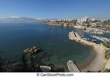 Antalya 625 - City and Coastline of Antalya