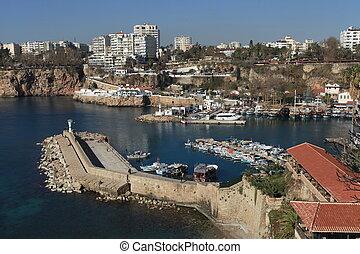 Antalya 628 - City and Coastline of Antalya