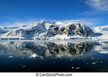 antarctic landscape
