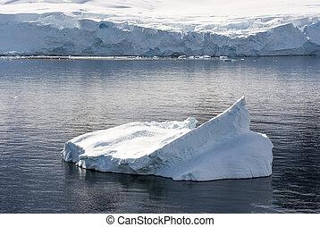 Antarctica -Coastline of Antarctica