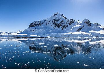 Antarctica Landscape-10 - Antarctica Outstanding Natural...