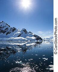 Antarctica Landscape-11