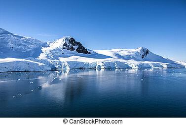 Antarctica Landscape-13