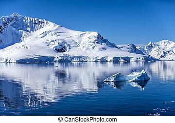 Antarctica Landscape-7 - Antarctica Outstanding Natural...