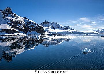 Antarctica Landscape-8