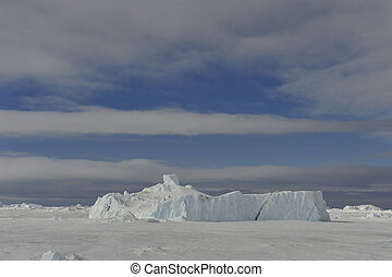 Antarctica nice view