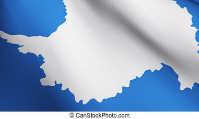 antartic, bandiera
