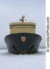 antartide, icebreaker