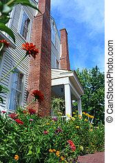 Ante-Bellum Newton House Museum - Built before the Civil...