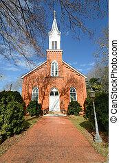 Antebellum Church