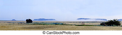 Antelope Hills, Oklahoma old landmark and battle ground