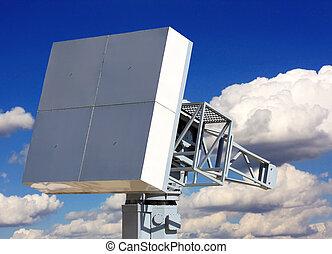 antena, complejo