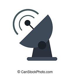antenna dish transmission