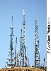 antenna, háttér