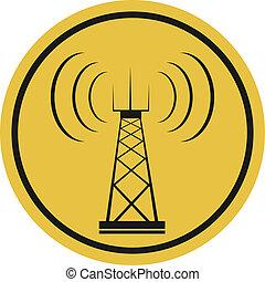 antenna, icona