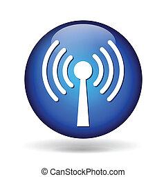 antenna, ikon