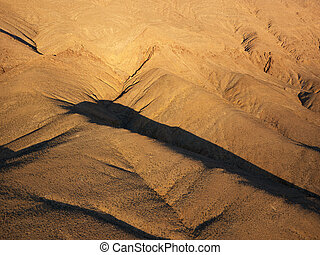 antenna, közül, desert.