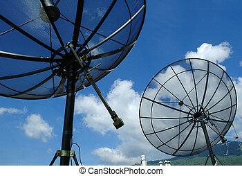 antenna parabolica