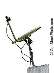 antenna parabolica, piccolo