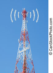 antenne, communicatie