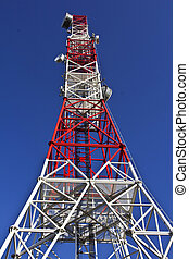 antenne, telecom