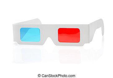 anteojos de 3d