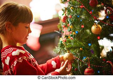 antes, navidad