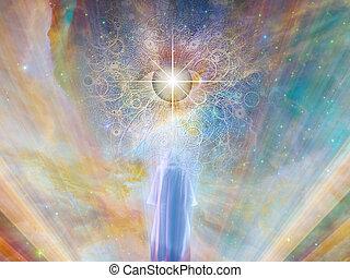 antes, ojo, creador