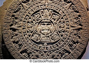 anthropologie, nationales museum, mexiko
