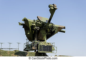 Anti aircraft rocket system