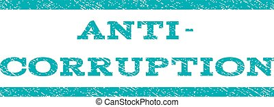 Anti-Corruption Watermark Stamp