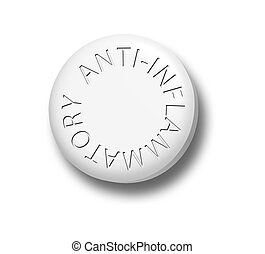 Anti-Inflammatory Tablet