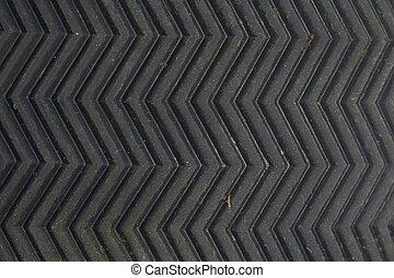 Anti-slip rubber coating background