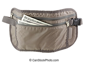 Anti-theft Travel pouch
