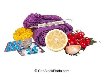 Anti-virus remedies - Folk and medicamentous antiviral...