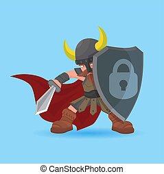 Anti Virus Warrior