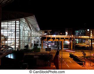 antiago International Airport, Chil