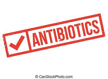 Antibiotics stamp