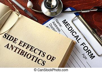 antibiotika, begriff, nebenwirkungen